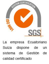 SGS Ecuatoriano Suiza