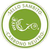 sello Sambito Carbono Neutro - Ecuatoriano Suiza